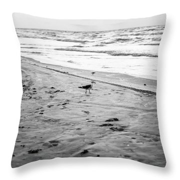 End Of The Season Padre 11 Throw Pillow