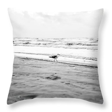End Of The Season Padre 13 Throw Pillow