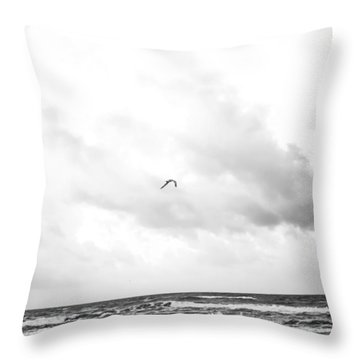 End Of The Season Padre 14 Throw Pillow