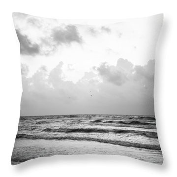 End Of The Season Padre 15 Throw Pillow