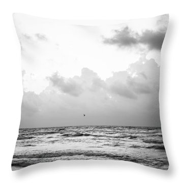 End Of The Season Padre 16 Throw Pillow