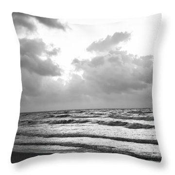 End Of The Season Padre 2 Throw Pillow