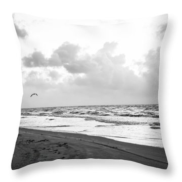 End Of The Season Padre 5 Throw Pillow