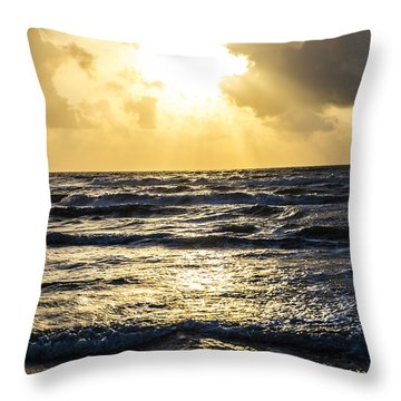 End Of The Season Padre 59 Throw Pillow