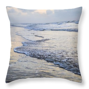 End Of The Season Padre 6 Throw Pillow