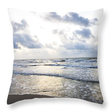 End Of The Season Padre 7 Throw Pillow