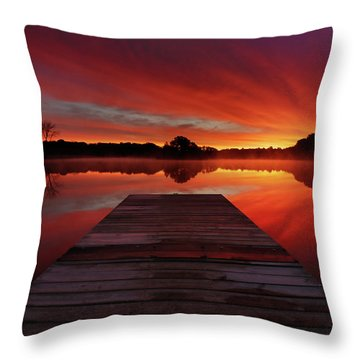 Endless Possibilities Throw Pillow