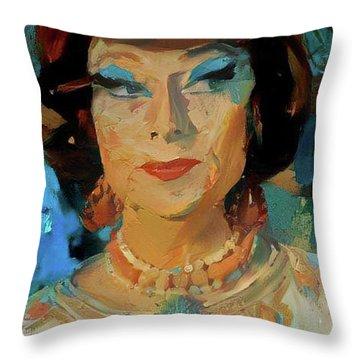Endora Throw Pillow