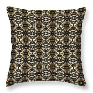 Endurance Throw Pillow