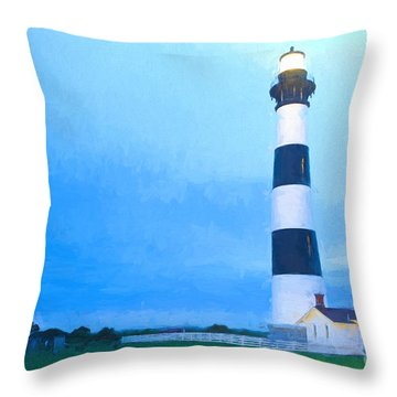 Enduring Hope Throw Pillow