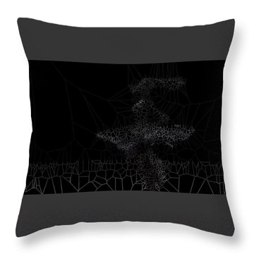 Energy Throw Pillow