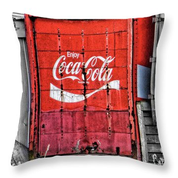 Enjoy Throw Pillow