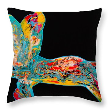 Enless Possibilities Throw Pillow