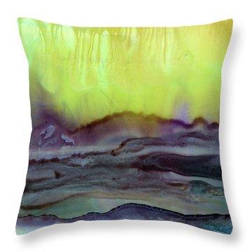 Enlighten The Captious Minds Throw Pillow