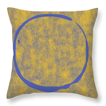 Enso 2 Throw Pillow
