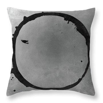 Enso 2017-26 Throw Pillow by Julie Niemela