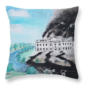 Environmental Protection, 2017 Style Throw Pillow