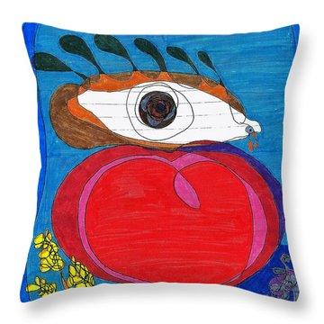 Ephesians  Throw Pillow