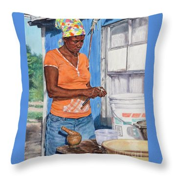 Epice Throw Pillow