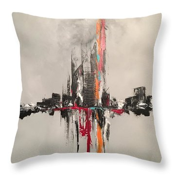 Eptiome Throw Pillow