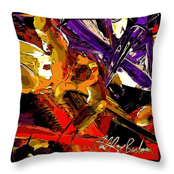 Equilibrium Malfunction  Throw Pillow