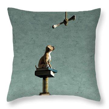 Equilibrium Throw Pillows