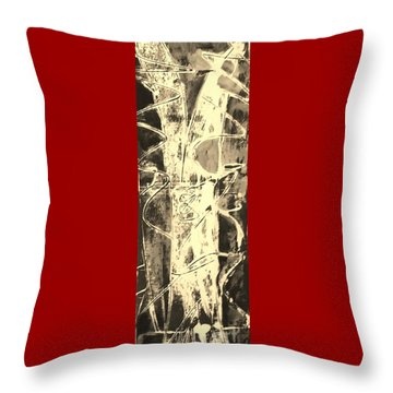 Equity Throw Pillow