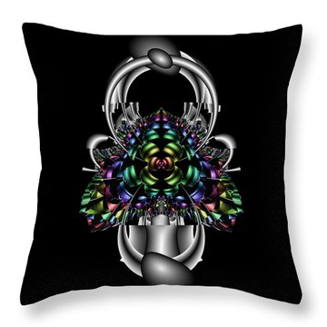 Eralisater Throw Pillow