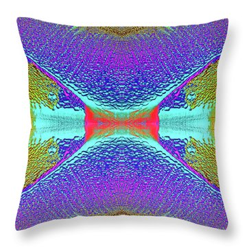 Throw Pillow featuring the photograph Erosion  by Tony Beck
