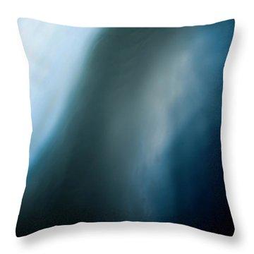 Throw Pillow featuring the photograph Escapade by Eric Christopher Jackson
