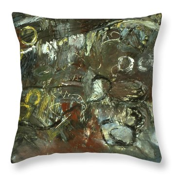 Escape The Whirlwind #2 Throw Pillow