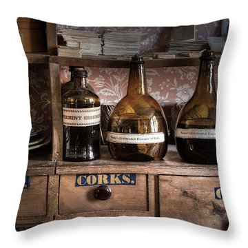 Throw Pillow featuring the photograph Essence Of Life by Gary Heller