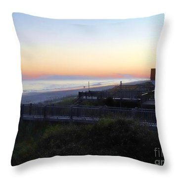 Throw Pillow featuring the photograph Essence by Roberta Byram