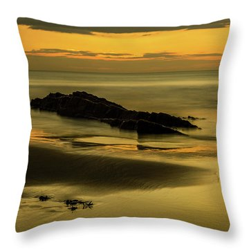 Throw Pillow featuring the photograph Essentially Tranquil by Nick Bywater