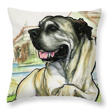 Estrada 3133 Throw Pillow
