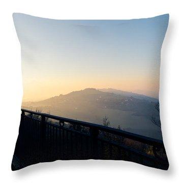 Eternal Dream 2  Throw Pillow