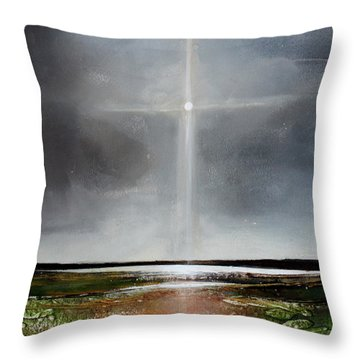 Eternal Hope  Throw Pillow by Toni Grote