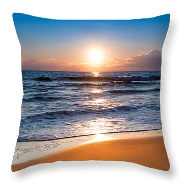 Eternal Light Throw Pillow