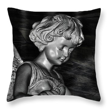 Eternal Throw Pillow