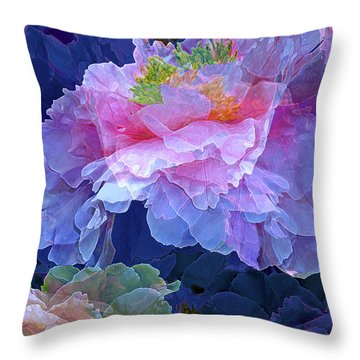 Ethereal 10 Throw Pillow