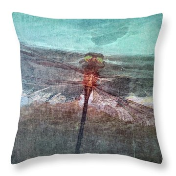Ethereal In Nature Throw Pillow
