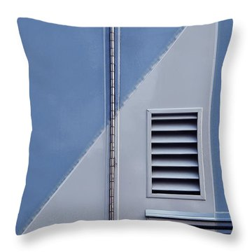 Euclidean Photography II Throw Pillow by KM Corcoran