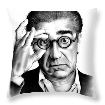 Eugene Levy Throw Pillow