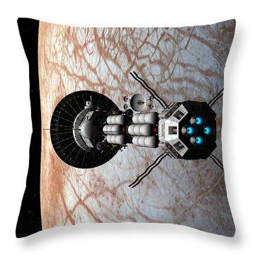 Europa Insertion Throw Pillow