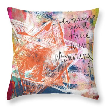 Outsider Throw Pillows