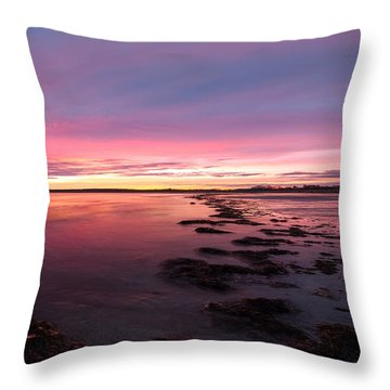 Eventide Throw Pillow