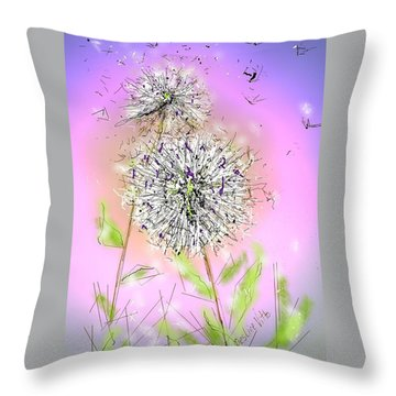 Ever So Throw Pillow