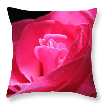 Beckoning For You Throw Pillow