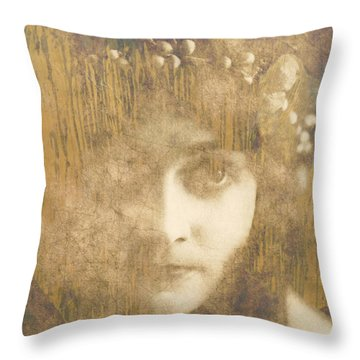 Every Man Will Say That They Love You Throw Pillow