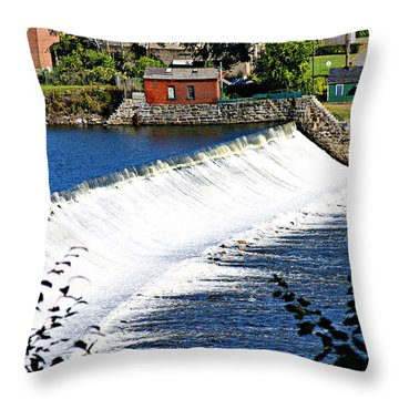 Every Once And A While Throw Pillow